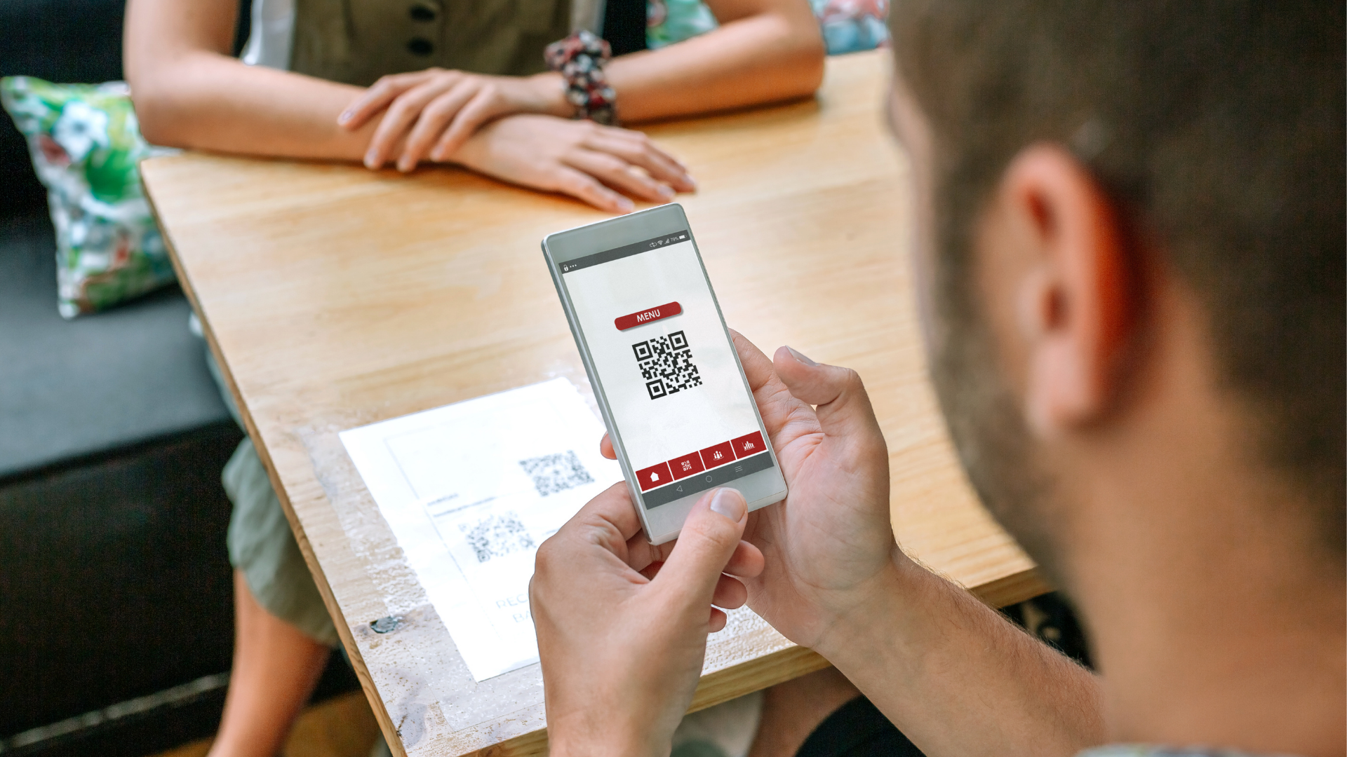 How To Increase Online Orders with QR Menu